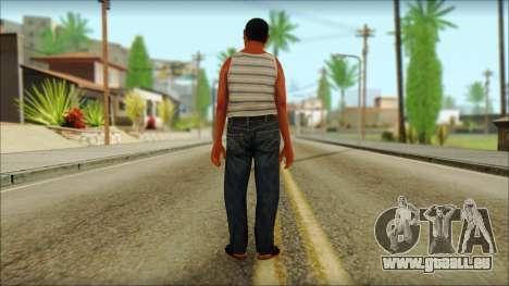 GTA 5 Ped 3 pour GTA San Andreas deuxième écran