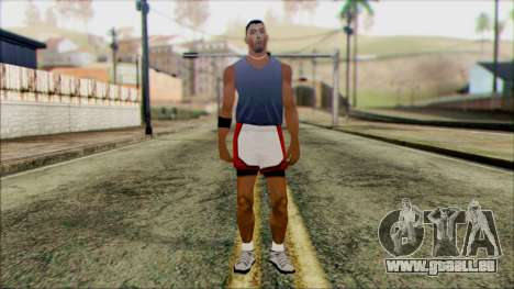 Wmyjg from Beta Version pour GTA San Andreas
