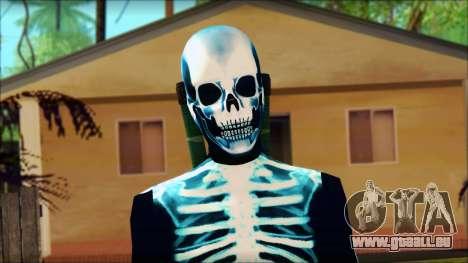 Kick Ass 2 Dave v3 pour GTA San Andreas troisième écran