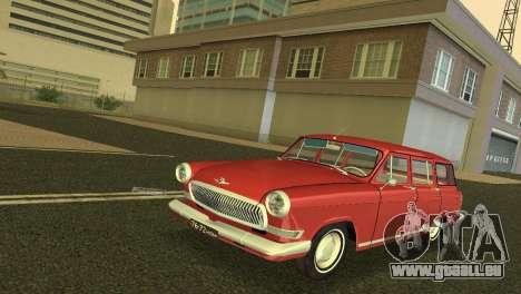De GAZ à 22 Volga 1965 pour GTA Vice City
