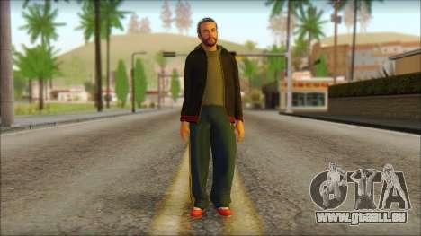 GTA 5 Ped 20 pour GTA San Andreas