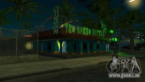 Neue bar in Ganton für GTA San Andreas her Screenshot