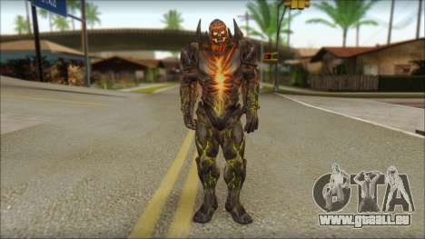 Dark Kahn from MK vs DC pour GTA San Andreas