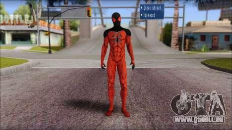 Scarlet 2012 Spider Man für GTA San Andreas