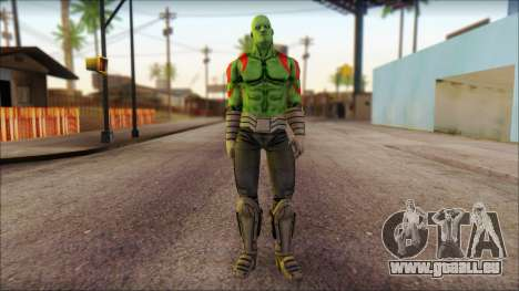 Guardians of the Galaxy Drax pour GTA San Andreas