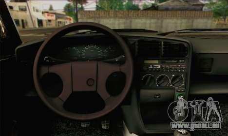 Volkswagen Passat B3 pour GTA San Andreas vue de droite