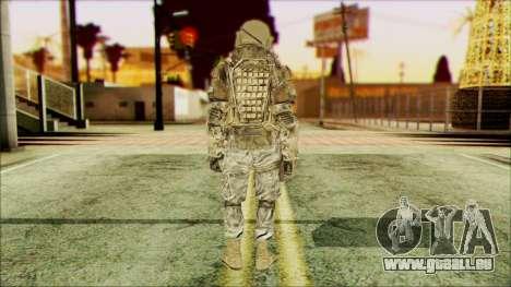 Waldläufer (CoD: MW2) v3 für GTA San Andreas zweiten Screenshot