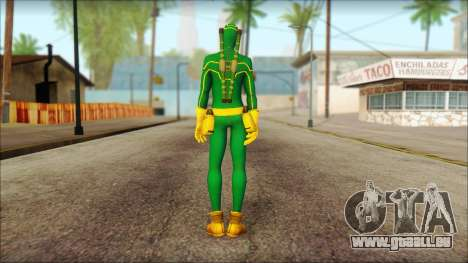 Kick Ass 2 Dave v1 für GTA San Andreas zweiten Screenshot