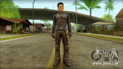 Iceman Standart v1 pour GTA San Andreas