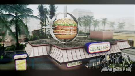 Graphic Unity V2 pour GTA San Andreas huitième écran