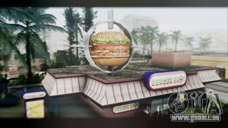 Graphic Unity V2 für GTA San Andreas achten Screenshot