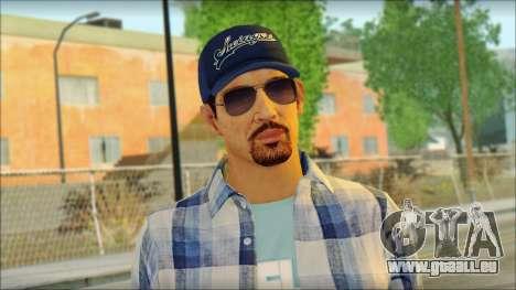 GTA 5 Jimmy Boston pour GTA San Andreas troisième écran