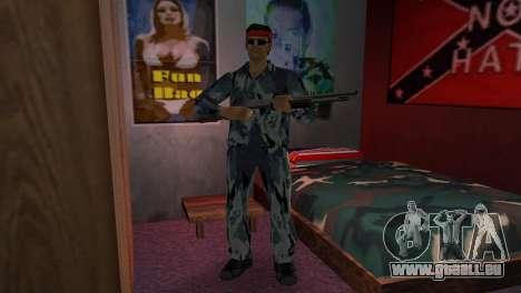 Camo Skin 06 GTA Vice City pour la deuxième capture d'écran