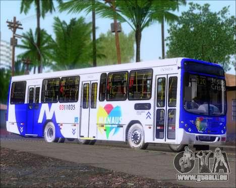 Marcopolo Torino 2007 Volksbus 17-230 EOD für GTA San Andreas Räder