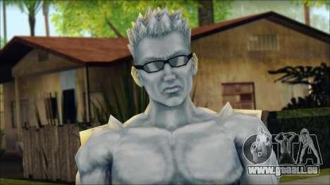 Iceman Comix pour GTA San Andreas troisième écran