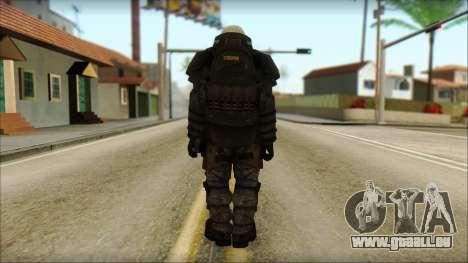 Ivan Braginsky pour GTA San Andreas deuxième écran