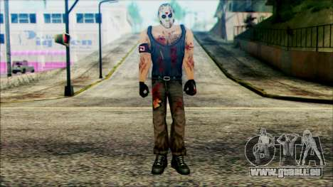Manhunt Ped 12 pour GTA San Andreas