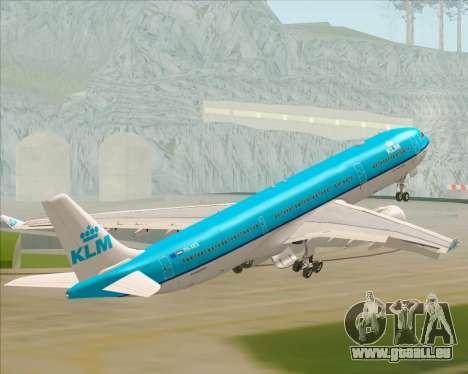 Airbus A330-300 KLM Royal Dutch Airlines pour GTA San Andreas