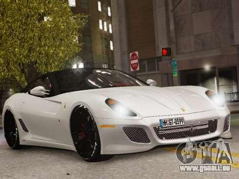 Ferrari 599 GTO pour GTA 4