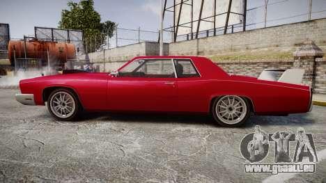 Albany Buccaneer Modified für GTA 4 linke Ansicht
