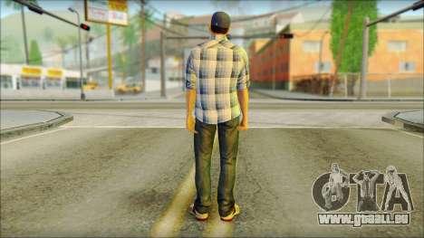 GTA 5 Jimmy Boston pour GTA San Andreas deuxième écran