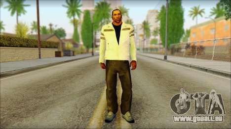 C-Jay 2014 Peau v3 pour GTA San Andreas
