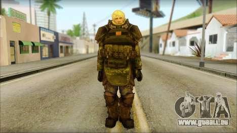 Ivan Braginsky pour GTA San Andreas