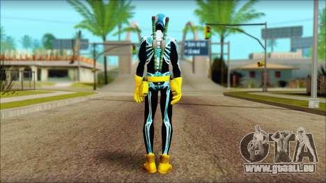 Kick Ass 2 Dave v4 für GTA San Andreas zweiten Screenshot