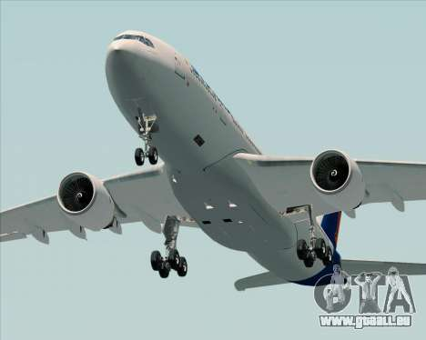 Airbus A330-200 Syphax Airlines pour GTA San Andreas vue intérieure