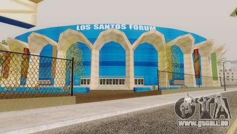 De nouvelles textures stadium à Los Santos pour GTA San Andreas