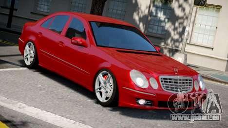 Mercedes-Benz E320 für GTA 4
