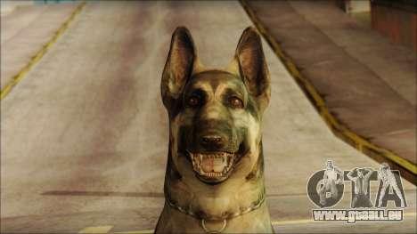 Dog Skin v2 pour GTA San Andreas troisième écran