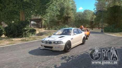 iCEnhancer 3.0 EFLC für GTA 4 dritte Screenshot