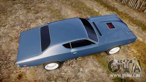 Dodge Charger 1971 v2.0 pour GTA 4 est un droit
