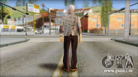 Doc from Back to the Future 1955 für GTA San Andreas zweiten Screenshot