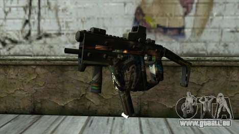 Kriss Super from PointBlank v3 pour GTA San Andreas