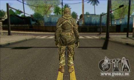 Task Force 141 (CoD: MW 2) Skin 12 pour GTA San Andreas deuxième écran