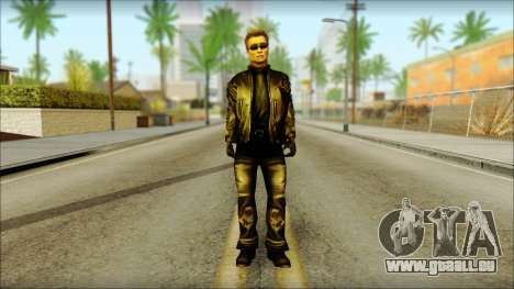 Arnold Shvarzneger pour GTA San Andreas