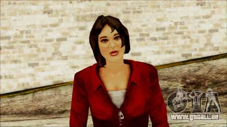 Manhunt Ped 10 für GTA San Andreas dritten Screenshot