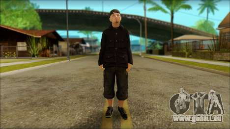 Fred Durst from Limp Bizkit v1 pour GTA San Andreas