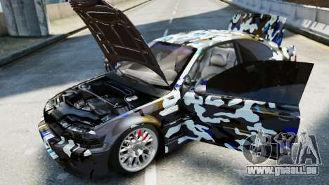 BMW M3 E46 Emre AKIN Edition für GTA 4 rechte Ansicht