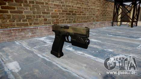 Pistole Glock 20 ein tac-au für GTA 4