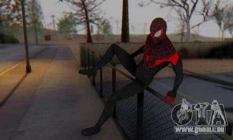 Skin The Amazing Spider Man 2 - New Ultimate pour GTA San Andreas cinquième écran