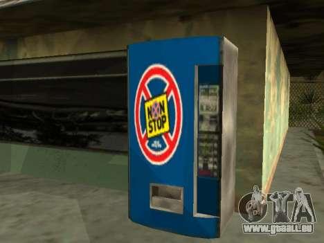 Maschine mit dem trinken Nicht Aufhören, von Sta für GTA San Andreas