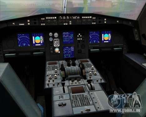 Airbus A330-300 Air Canada für GTA San Andreas Innen