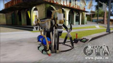 New Jetpack pour GTA San Andreas troisième écran