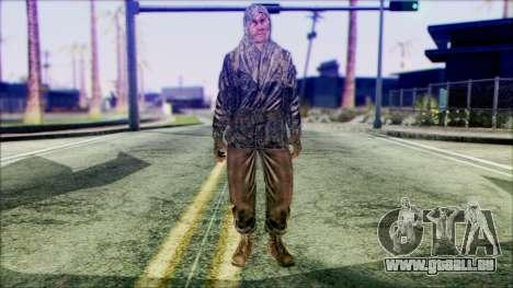 Waldläufer (CoD: MW2) v6 für GTA San Andreas