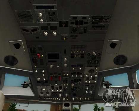Boeing 737-890 Alaska Airlines für GTA San Andreas Motor