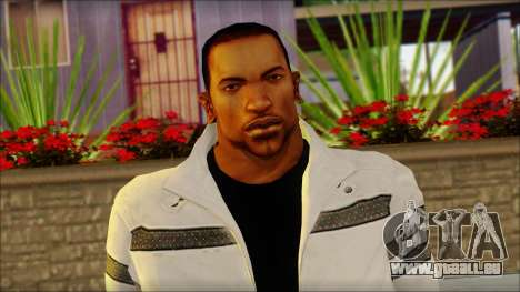 C-Jay 2014 Peau v3 pour GTA San Andreas troisième écran