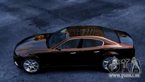 GTA 5 Lampadati Felon für GTA 4 hinten links Ansicht